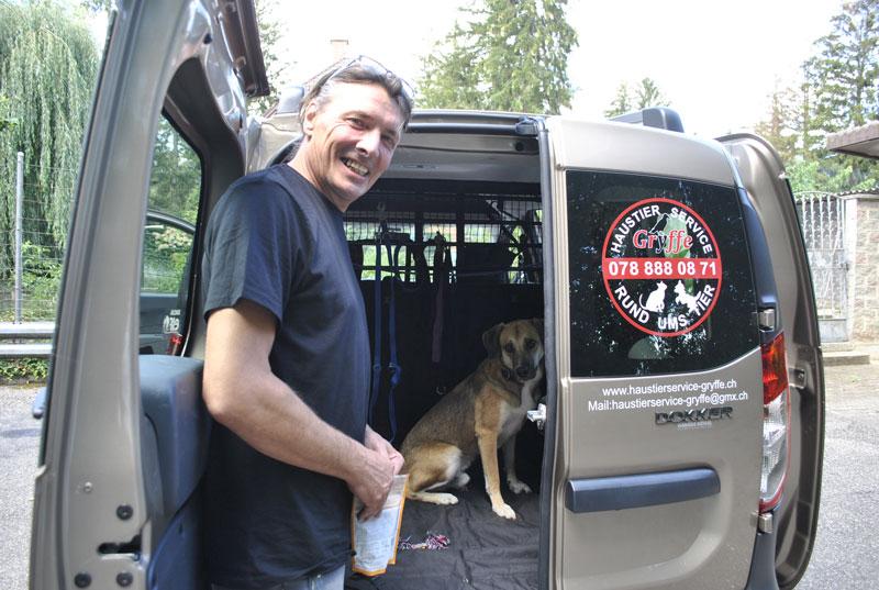 Spezialangebote Seite Gryffe Haustierservice